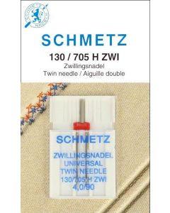 Schmetz Tweelingnaald 4.0/90