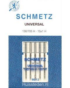 Schmetz Universeel naald 80/12