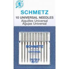Schmetz Universeel naald 80/12 10st.